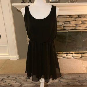 Lush Perfect Little Black Cocktail Dress